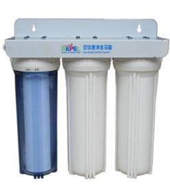 供应单级、二级、三级10寸过滤器[前置净水器]