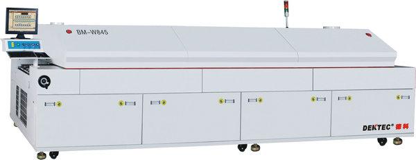 供应德科BM-W845G1实用型八温区全热风无铅回流焊