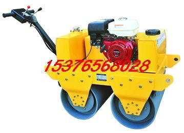 最热销手扶双轮压路机 汽油压路机 单轮压路机