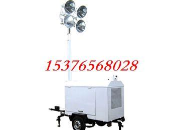热销工程照明车 便携式工程照明车 发电照明车