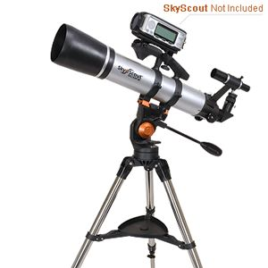 星特朗天文望远镜 SKYSCOUT 90AZ 天地两用