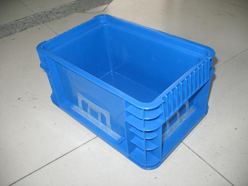 供应塑料周转箱 塑料物流箱 上海