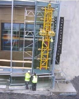 番禺工地幕墙玻璃更换,幕墙打胶,玻璃幕墙打胶