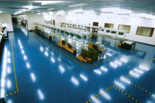 防静电地板 环氧树脂地板 防腐蚀地坪