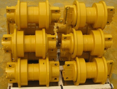 SD16推土机支重轮