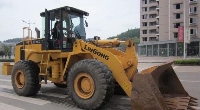 鄂州二手柳工铲车856铲车855铲车报价旧龙工铲车