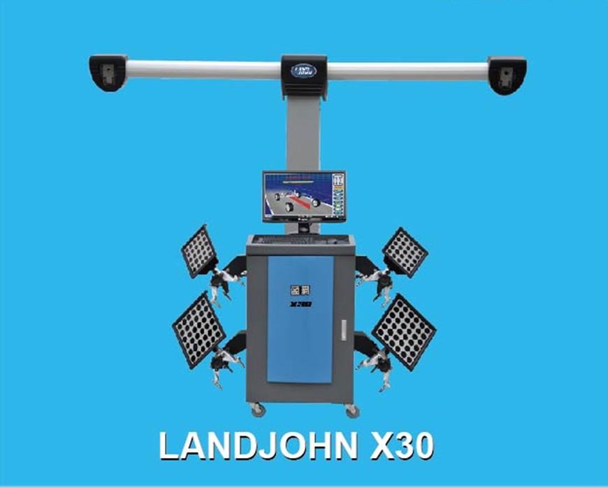 创芯3D四轮定位仪蓝爵X30