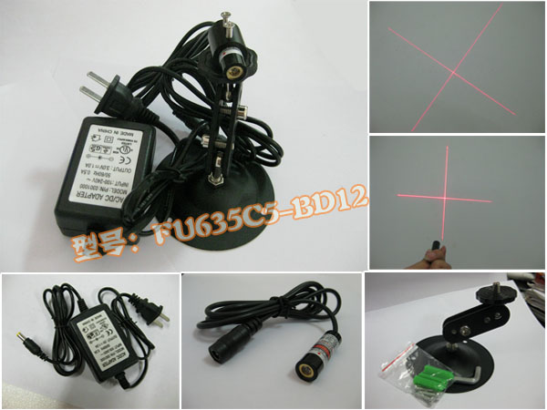 十字线激光定位仪 激光十字定位器