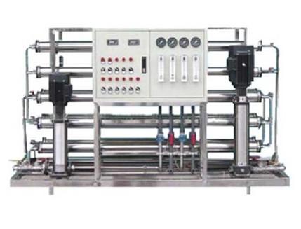 电力电子医药化工食品实验室专用RO+EDI超纯水设备