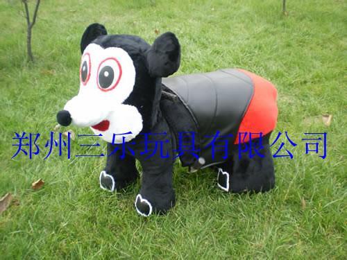 毛绒电动玩具车喜羊羊电动车价格图片展示