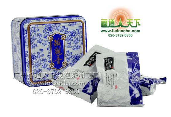 广州袋泡茶OEM代加工-广州褔道天下袋泡茶加工-铁观音袋泡茶加工
