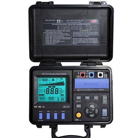 H50|高压绝缘数字兆欧表|5000V兆欧表