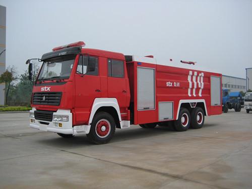 河南电动消防车