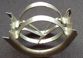 金属矩鞍环 不锈钢矩鞍环