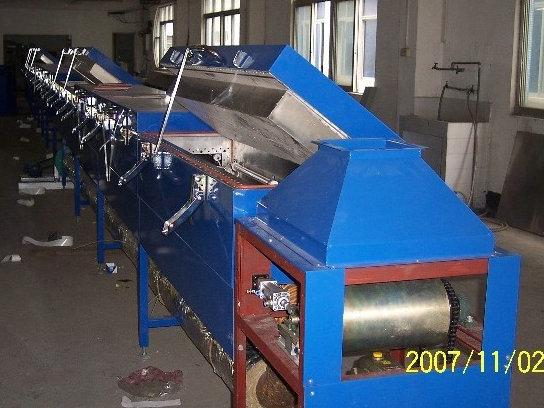 60千瓦微波橡胶硫化设备