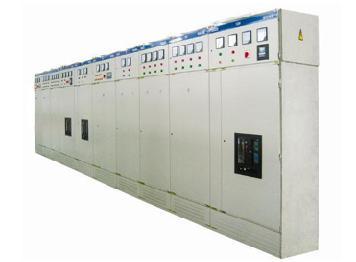广东省河源开关厂-交流低压配电盘(GGD型)-低压配电盘-低压控制盘-低压动力盘-低压电盘-低压配电柜-低压控制柜-低压开关柜-