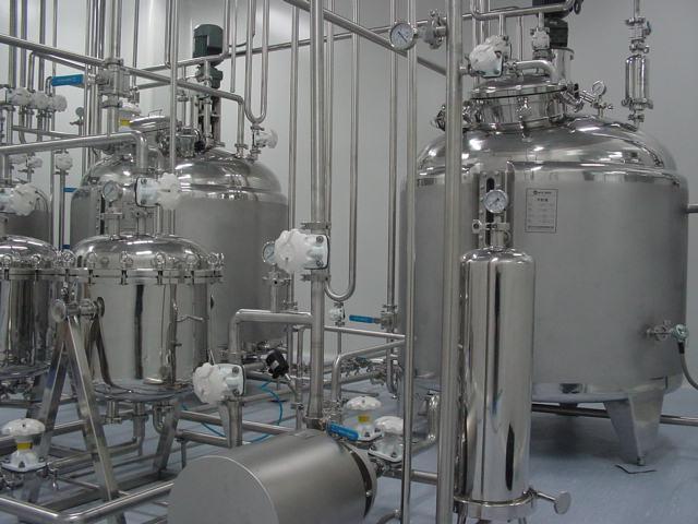 成都纯化水设备