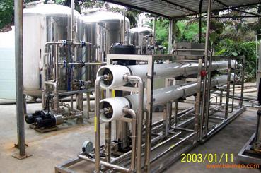 宁波纯化水设备