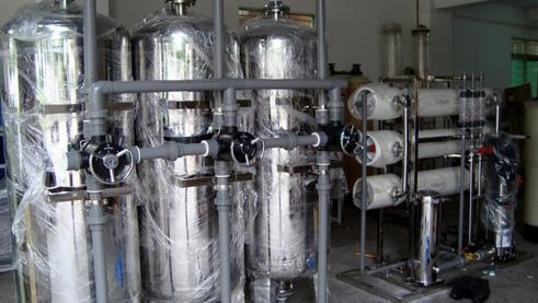 苏州纯化水设备