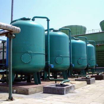 广西造纸厂废水处理工程
