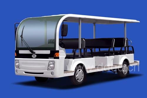 燃油观光车价格,四轮汽油旅游观光车