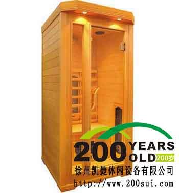 徐州凯捷双人家用加热管式汗蒸房,移动汗蒸房批发销售,汗蒸房厂家