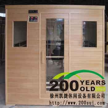 徐州凯捷美容院用韩式汗蒸房,移动汗蒸房批发销售,承接汗蒸馆工程