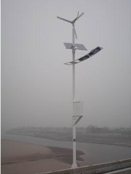 路灯灯杆, 云南太阳能路灯