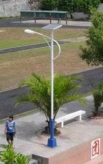 全套太阳能路灯厂家价格,路灯灯杆