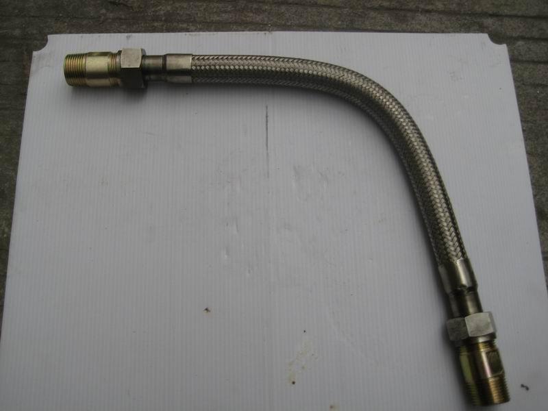 庆邦不锈钢金属软管