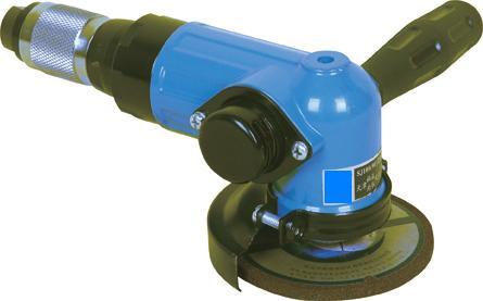 SJ90°100 气动角磨机,SJ90°100角式气动砂轮机