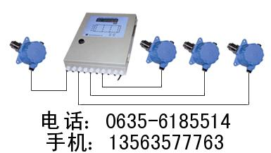 乙炔泄漏检测报警器/乙炔浓度检测仪