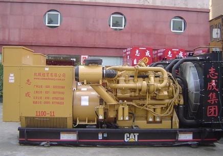 专业租赁出租SDF800S发电机康明斯VT855发电机