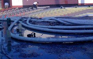 石油钻探胶管  高压水龙带