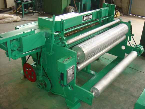 钢筋网片排焊机 大型网片排焊机