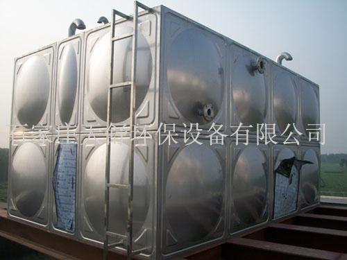 不锈钢软化水箱,玻璃钢软化水箱