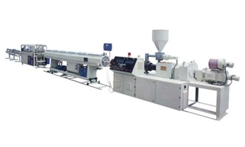 供应塑料双出管材生产线|塑料管材设备