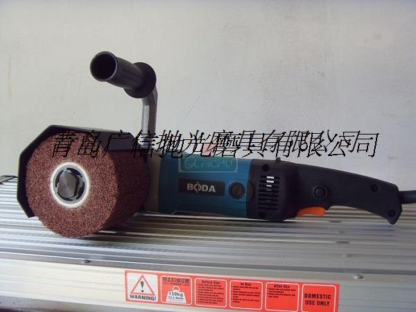 供应中国名牌免检产品博大牌拉丝机