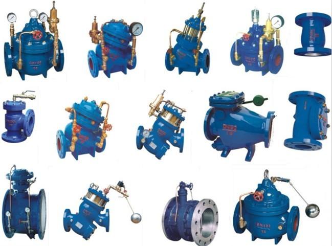 活塞式安全泄压阀500X|流量控制阀|液压水位控制阀