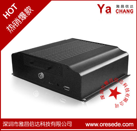车载硬盘录像机 车载DVR 车载监控 车载视频录像机