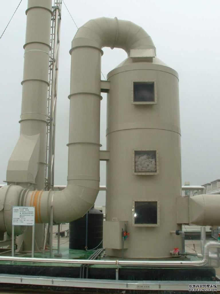 广西工业废气处理设备