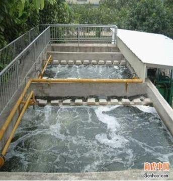 广西酒精废水处理工程