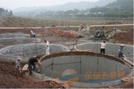 广西养殖场废水处理工程