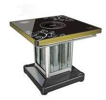 专业打造北方市场电暖桌平台面板数码印花机