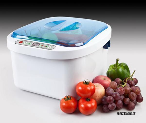 果蔬解毒机 洗菜机去除农药残留 希尔宝品牌