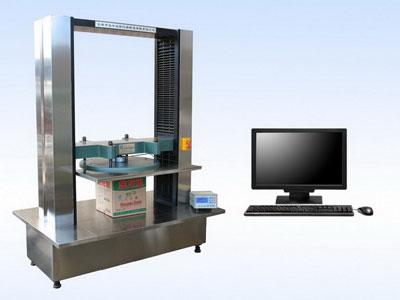 电子式整箱压缩试验机软硬件开发