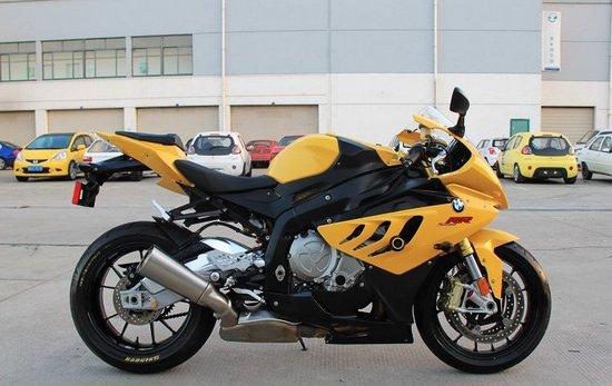 宝马s1000rr 北京摩托车