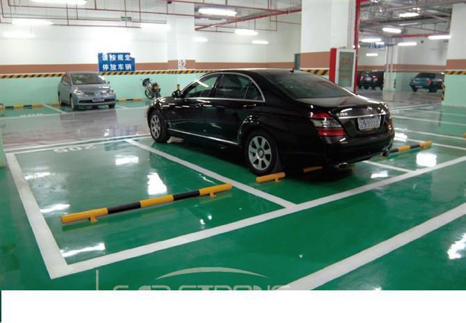 惠州环氧树脂停车场专用地坪漆及划线包施工