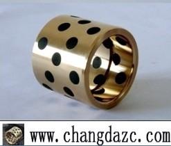 JDB系列黄铜加石墨导柱导套1820
