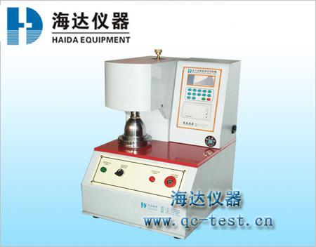 电子式破裂强度试验仪~海达电子式破裂强度试验仪